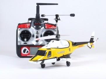 Helihopteris Airlift, Dzeltans, EP, RTF, 2.4gHz