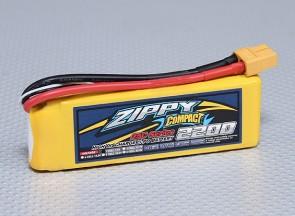 LiPo 2200 mAh, 2S, 25C