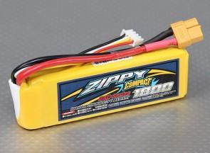 LiPo 1800 mAh, 3S, 25C