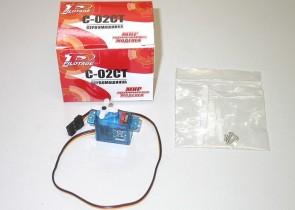"""Servomašīnīte """"Pilotage C-02CT"""" analoga mikro (HS-55)"""
