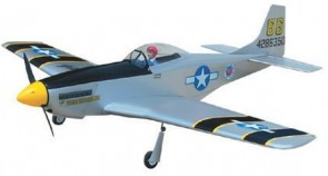 P-51 Mustang - 46 (Silver)