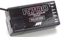 Uztvērējs JR R700FM, 40 MHz