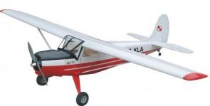 Aviomodelis, Pilotage Yak-12 GP 40, sarkanbalts, ARF