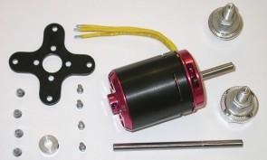 """Bezkolektora motors """"Pilotage DT4133/10  Delux"""""""