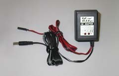 Lādēšanas iekārta TX/RX (pults un borta NiMh/NiCd akumulatoriem)