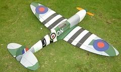 Aviomodelis, Spitfire EP/25, ARF