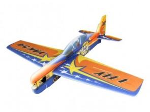 Pilotage Yak-54, EPP, Zils-Orange