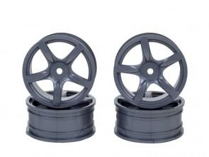 """Diski """"Carrera Wheels"""" 24mm (0) *4"""