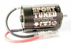 Elektriskais dzinējs RS540, Sport-Tuned
