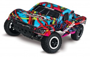 Slash TQ 1/10 2WD RTR Brushed Short Course Truck Traxxas