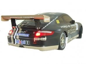 Auto modelis Porsche 911 GT3, 1:10 treka, elektriskais, RTR, 4WD, TT-01