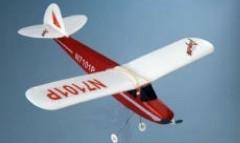"""Aviomodelis """"Pilotage Pioneer"""" PA-12"""