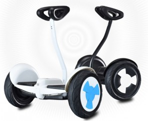Minibot Visional ar 10,5 collu riteņiem ar Bluetooth