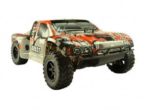 DT5 1/10 4WD RTR EBD SC Truck VRX-Racing